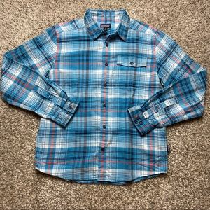 NWT Patagonia Lightweight Fjord Flannel Shirt